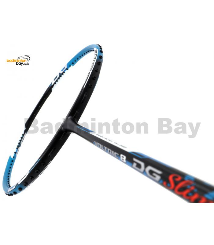 Yonex Voltric 8DG SLIM Cyan Durable Grade Badminton Racket VT8DGSLEX (3U-G5)