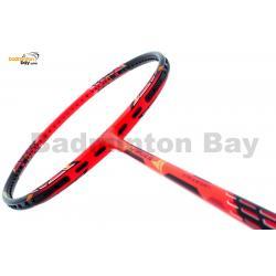 Yonex Voltric Z-Force II LD Lin Dan Bright Red Badminton Racket VTZF2LD (3U-G5)