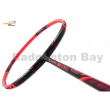 25% OFF Yonex Voltric 10DG Red Durable Grade Badminton Racket VT10DG (3U-G5) Strung With White Yonex Nanogy 99 string @ 26 lbs