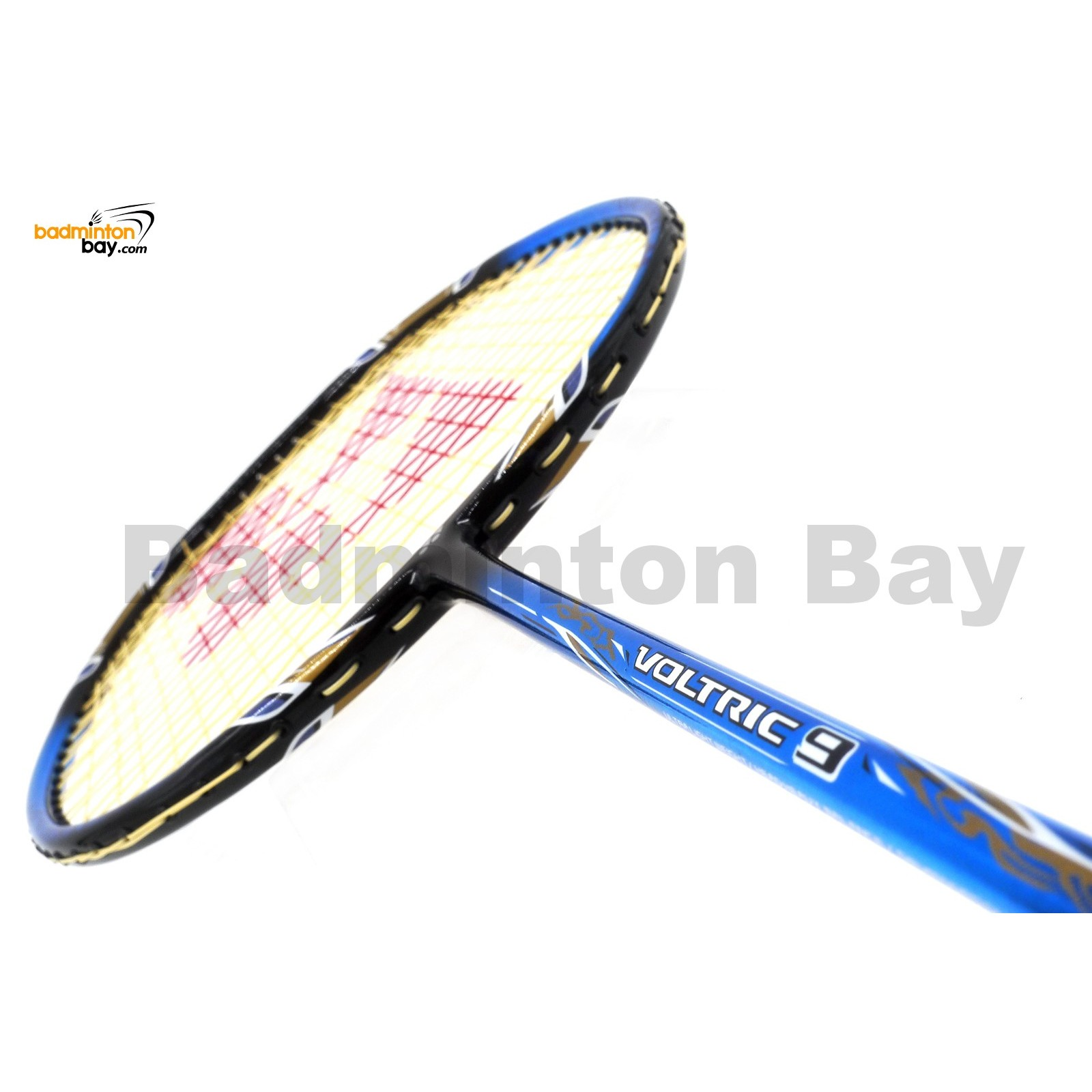 ~Out of stock Yonex Voltric 9 Badminton Racket (3U-G5) Pre-strung at 21lbs